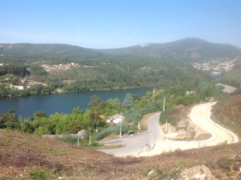 Terreno p/ const. altura  - Raiva, Pedorido e Paraíso, Castelo de Paiva