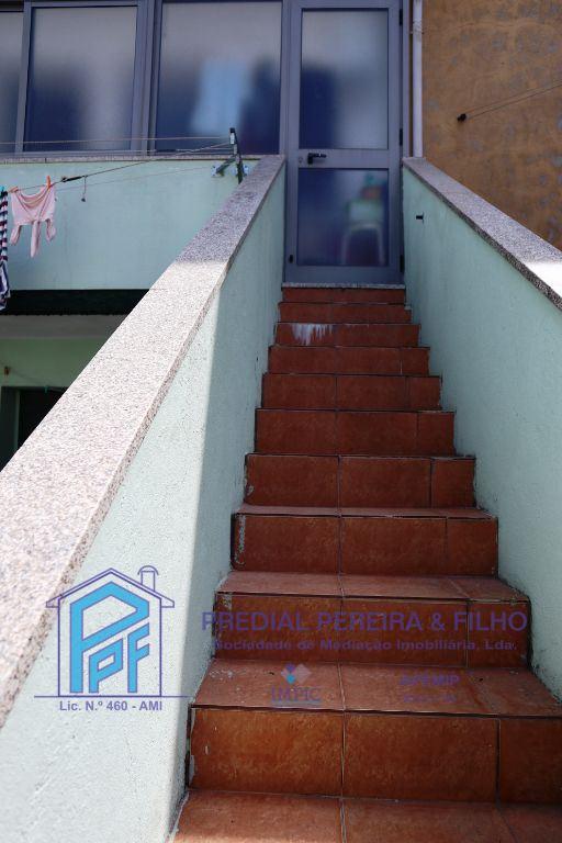 Escadaria Exterior traseiras