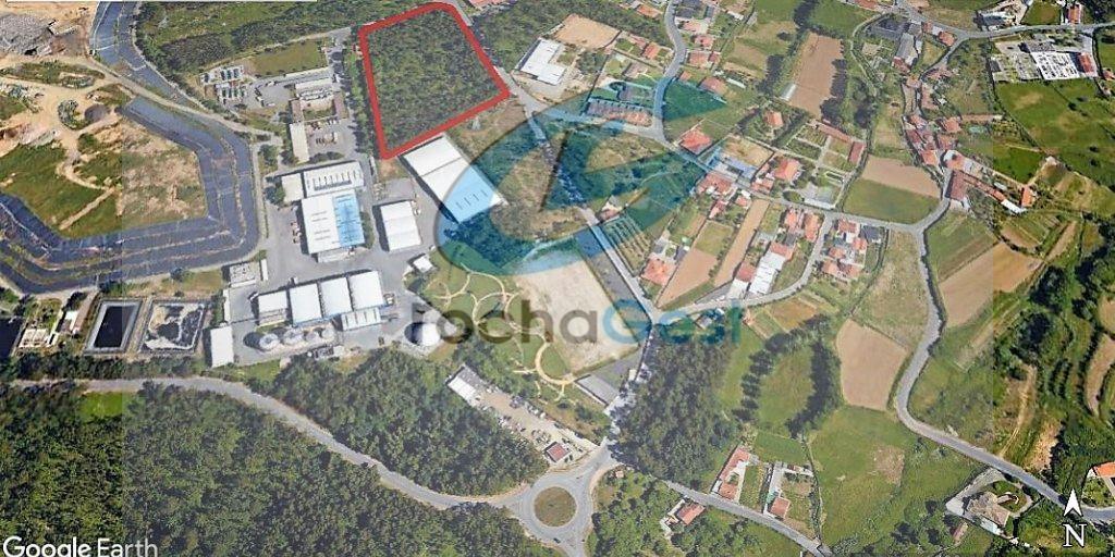 Terreno industrial  - Grijó e Sermonde, Vila Nova de Gaia
