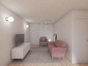 Apartment T0, para Sale