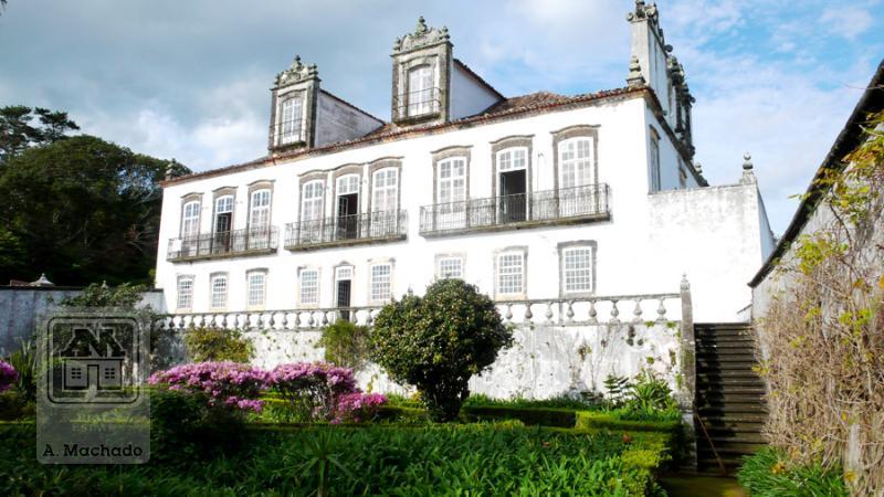 casacerta.pt - Moradia isolada T6 -  - Rosto do Cão (Livr(...) - Ponta Delgada