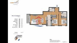 Apartamento 2 Quartos - Funchal, S. Martinho