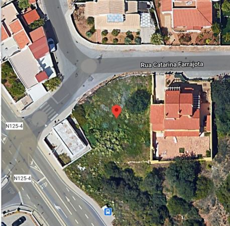 Lot for individual housing, for Sale