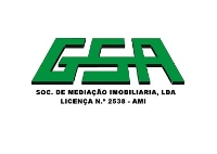 G.S.A - Soc. Med. Imobiliária, Lda