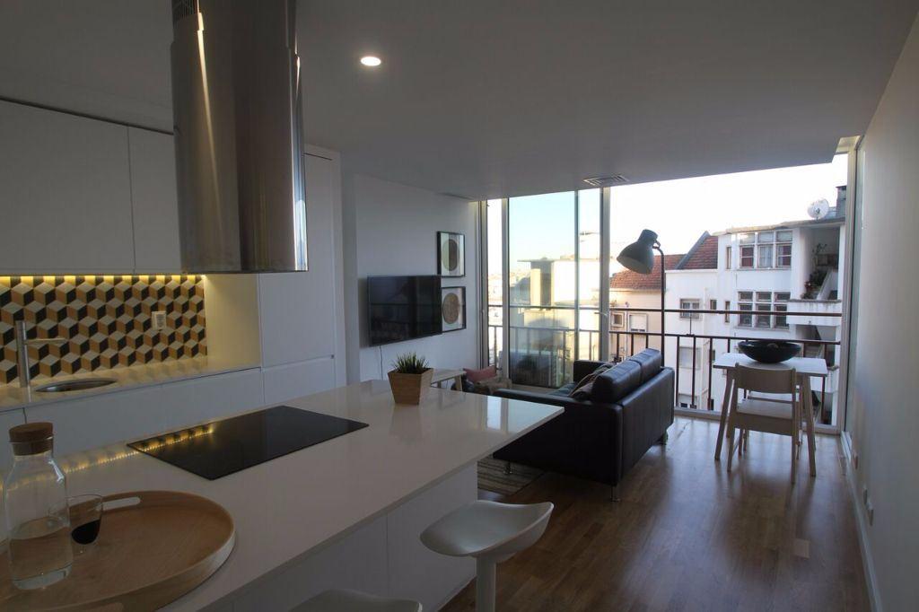 Apartamento  T1 - Areeiro, Lisboa