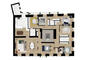 Apartamento T6, para Compra