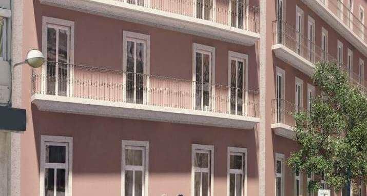 Apartamento  T2 - São Vicente, Lisboa
