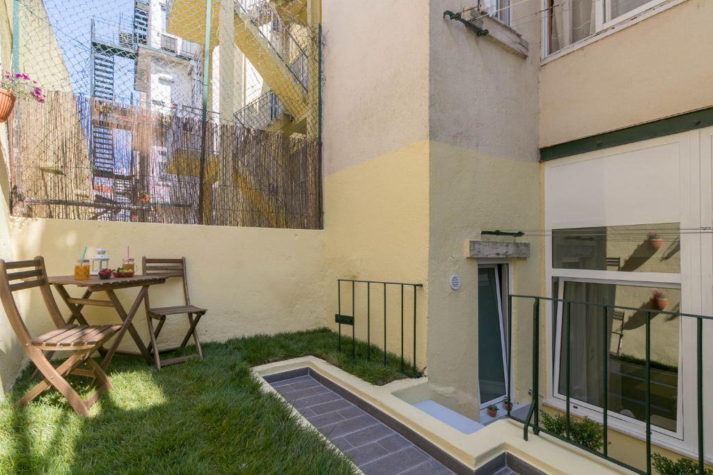 Apartamento  T1 - São Vicente, Lisboa