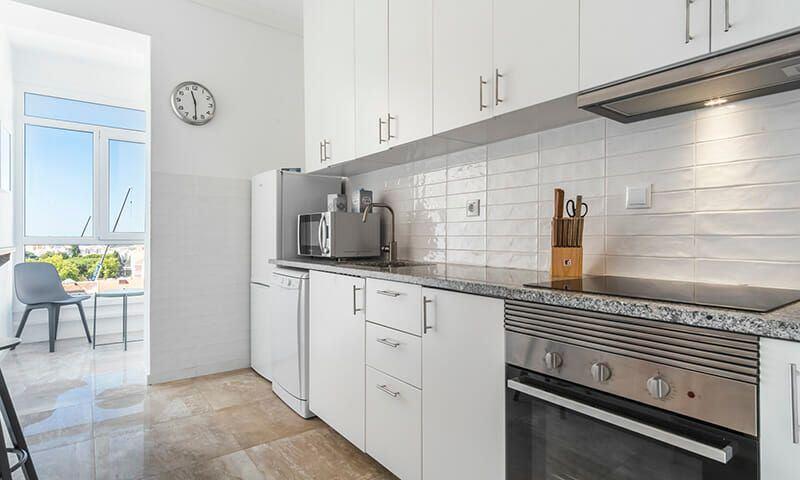 Apartment  T3 - Campolide, Lisboa