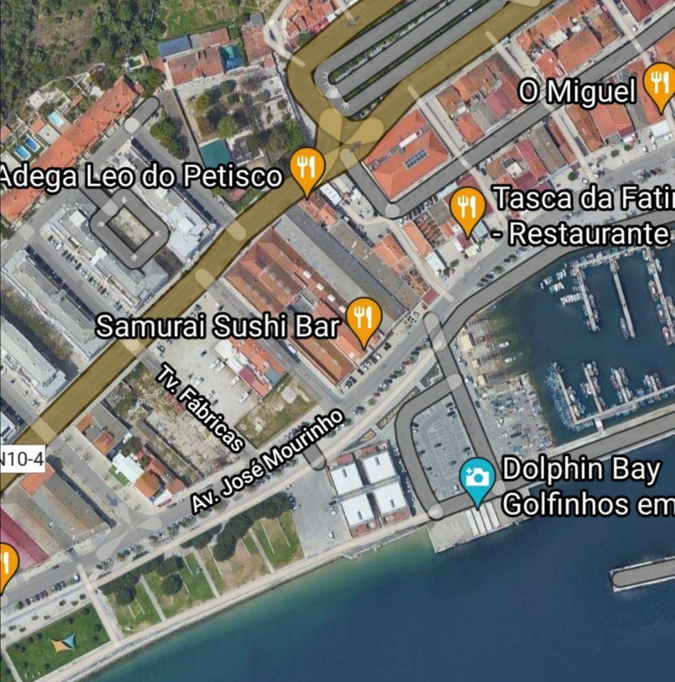 Prédio  - Setubal (S. Sebastião), Setúbal