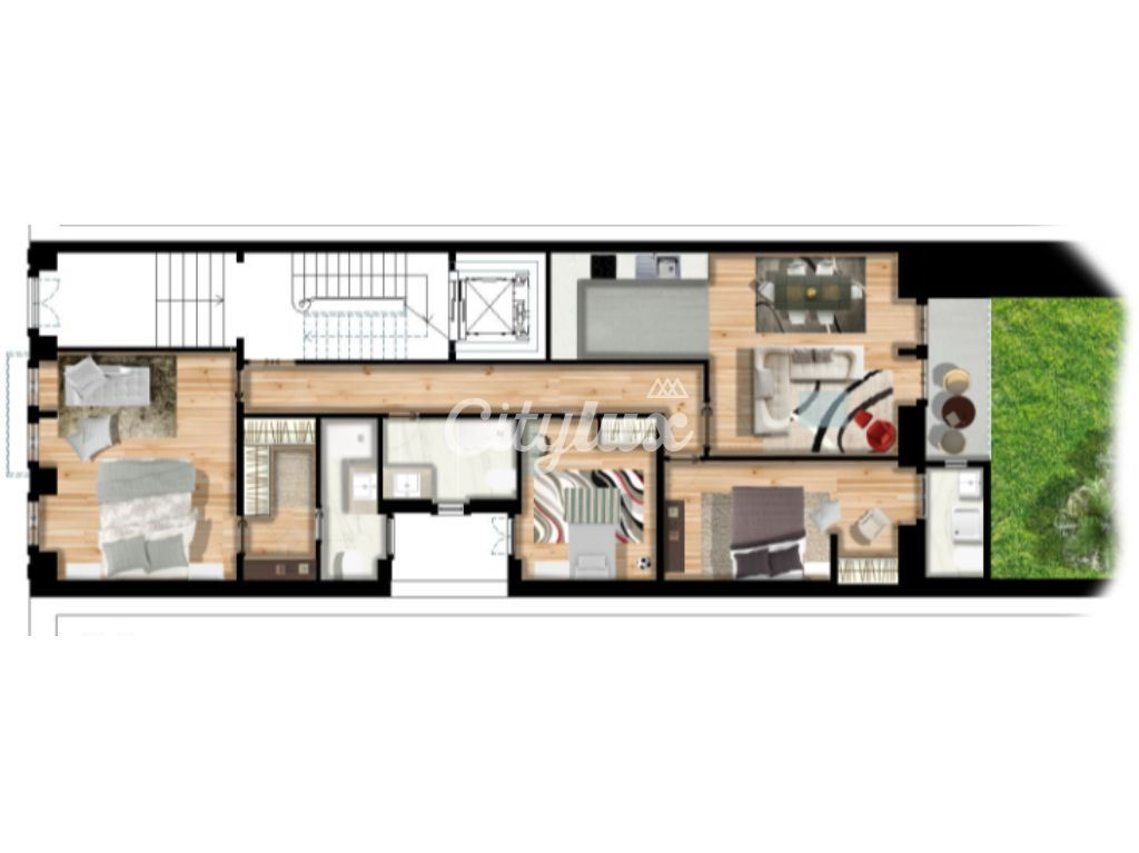 Appartement   Acheter Santo António 630.000€