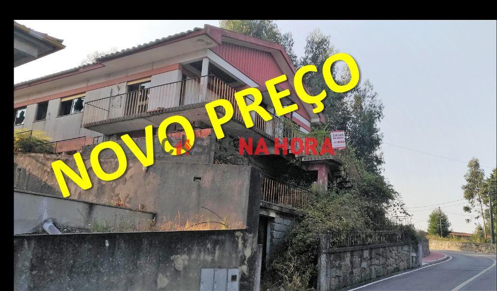 casacerta.pt - Moradia isolada T4 - Venda - Brufe - Vila Nova de Famalicão