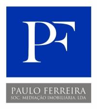 PAULO FERREIRA - Soc. Med. Imobiliária, Lda