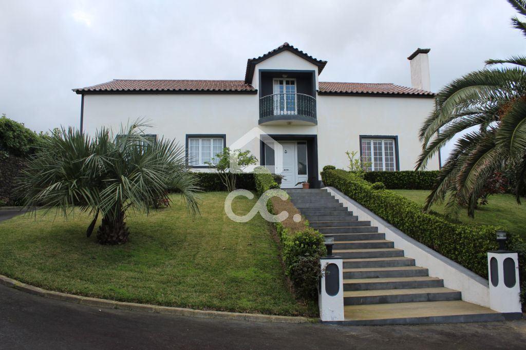 casacerta.pt - Moradia isolada T5 -  - Capelas - Ponta Delgada