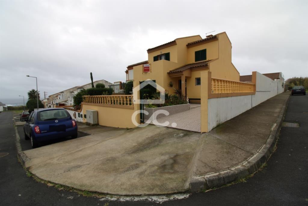 casacerta.pt - Moradia isolada T4 -  - Agua de Alto - Vila Franca do Campo
