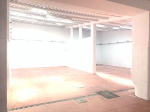 Garaje comercial, para Alquiler
